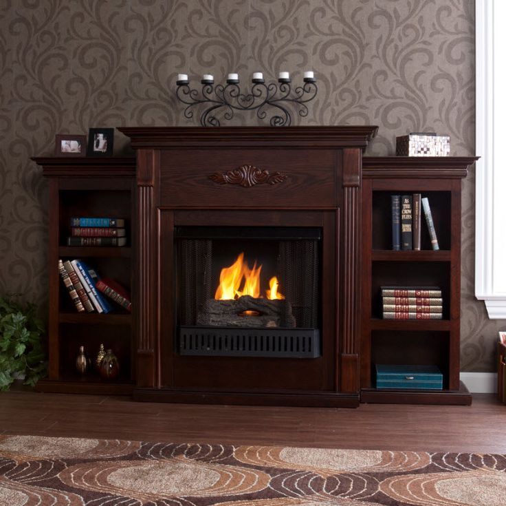 Fireplace Design gel fuel fireplaces : 211 best Fireplaces images on Pinterest