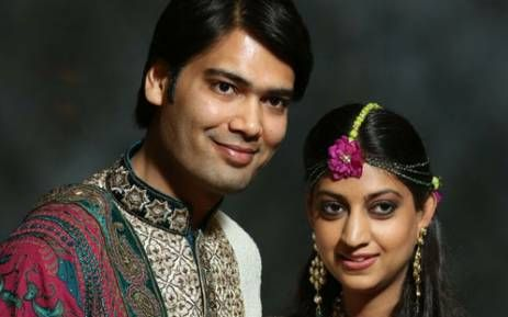 #GUPTALEAKS: HOW MILLIONS MILKED FROM FS GOVT PAID FOR SUN CITY WEDDING  The Guptas always denied that they were behind the infamous Vrede dairy project. Now leaked records show that public funds were laundered from the project via Dubai to pay for the family's showcase wedding.  FILE: Aakash Jahajgarhia and Vega Gupta shortly before their wedding. Picture: Gupta family