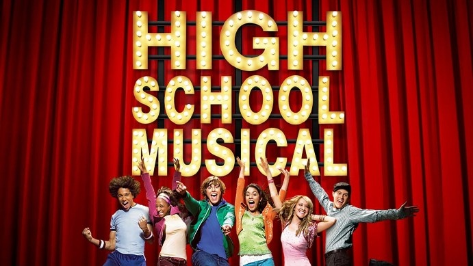 High School Musical... 1, 2, 3.... Ad Infinitum