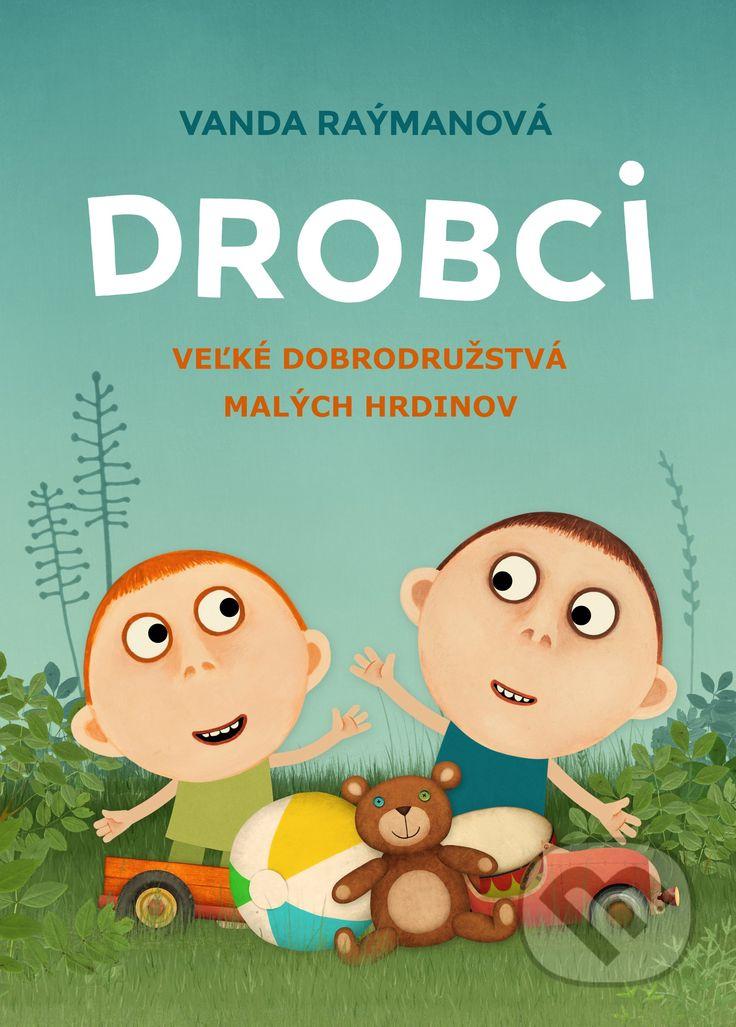 Martinus.sk > Knihy: Drobci (Vanda Raýmanová)