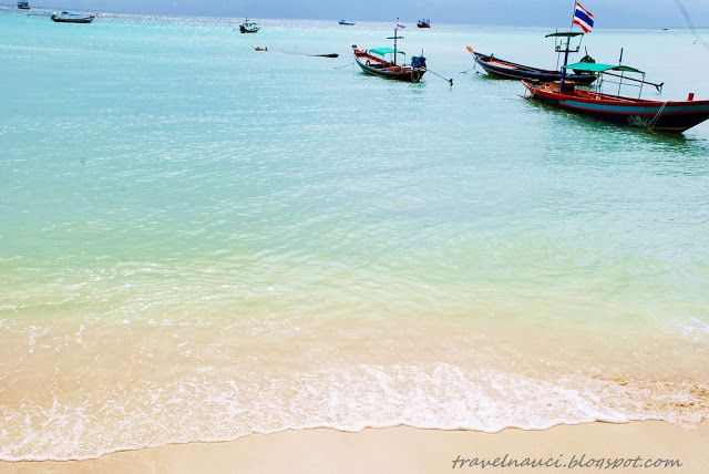 travelnauci: Tajlandia