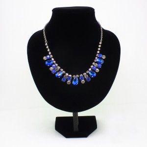Colier Francoise Blue