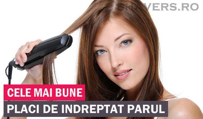 Daca te-ai hotărât să treci de la bucle la părul drept, ai nevoie de o placă de întins părul de calitate. Am analizat pentru tine cele mai bune astfel de aparate de pe piață.