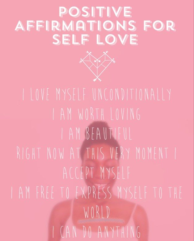 self love We get it: self-confidence is challenging to master it's entirely too simple to fall into a discouraging rhythm of beating yourself up, because let's be real.