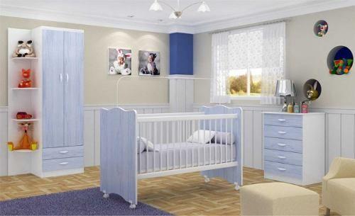 1000 ideas about cuartos de bebes varones on pinterest for Habitaciones de varones