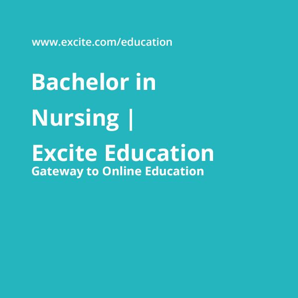 The nursing profession is expected to see a considerable number of jobs being created in the coming years, especially because of the increased demand of these medical professionals in multiple healthcare units. By earning a bachelor of nursing degree, you can increase your prospects of becoming eligible for related jobs, with possible growth opportunities.  http://www.excite.com/education/