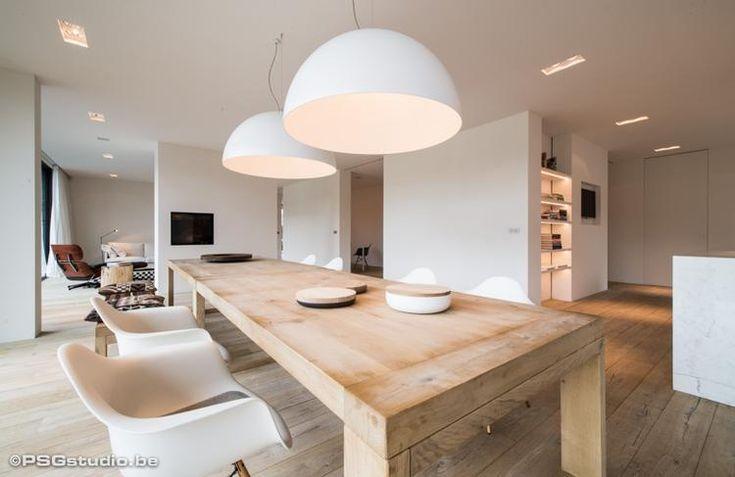 Meer dan 1000 idee n over woonkamer indeling op pinterest ambachtsman woonkamers hoek open - Eetkamer desing ...