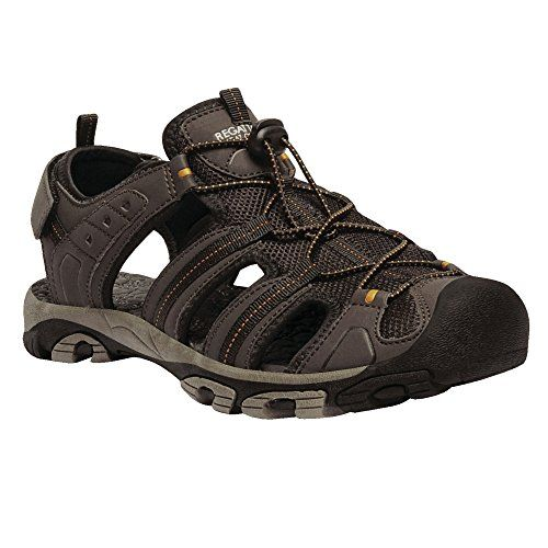 Regatta Men/'s Ripcord Sandals Grey