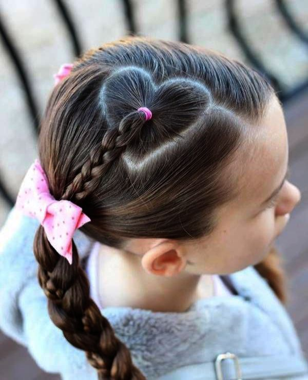 Ponytail Styles For Long Hair Even Hair Of The Dog Cover Once Hairstyles In The 60s Upon Haircut Places Near Valentine Hair Girl Hair Dos Kids Hairstyles Girls
