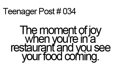 Teenager Post #034