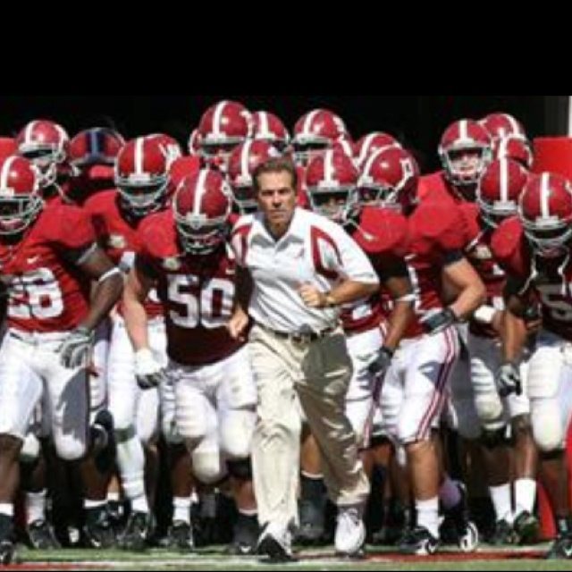 what a sight to see! roll tide :]