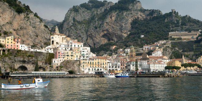 Amalfi-part – Amalfi - Világutazó