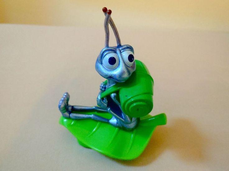 2004 McDonald's Happy Meal Disney Pixar Pull And Go Antz Toy  | eBay