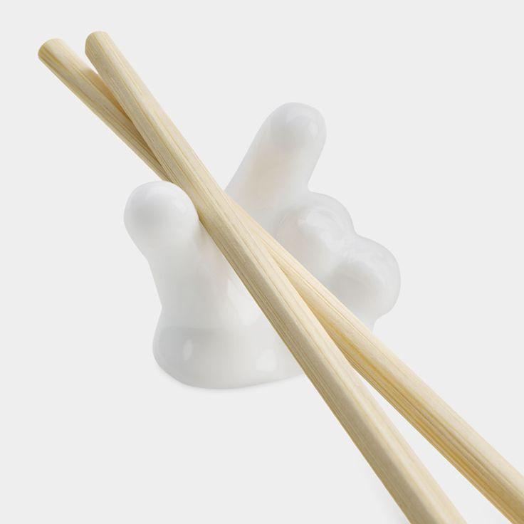 Manini Chopstick Hand Stand - The Green Head