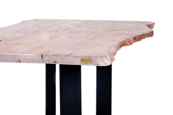 Dinning wooden table details