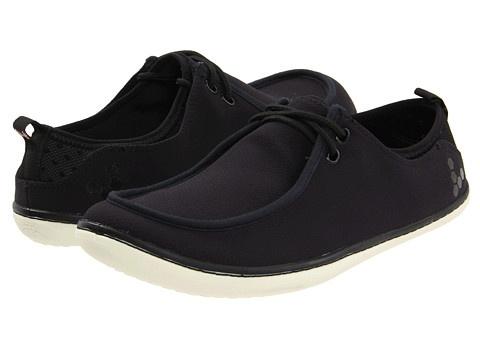 men's zero drop casual shoes vivobarefoot oak black 2
