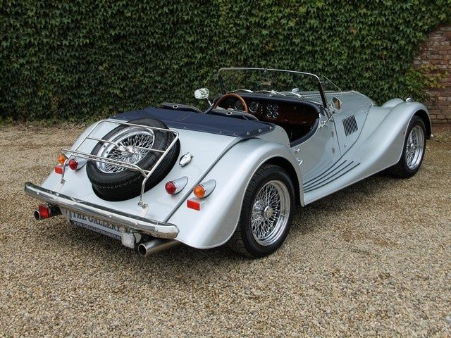 1999 Morgan Plus 8 - Plus Eight 4.6 FIRST OW | Classic Driver Market