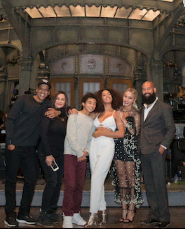 The Family. Solange