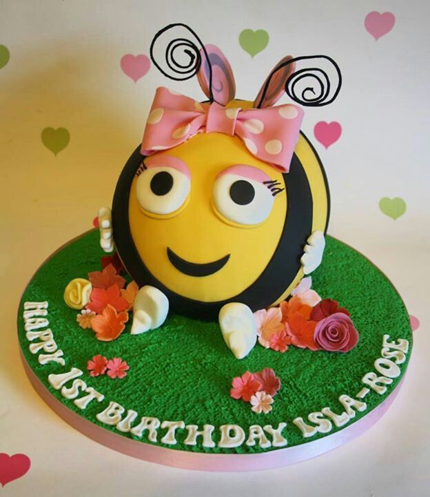 14 Best Bee Cake For Debbie Images On Pinterest