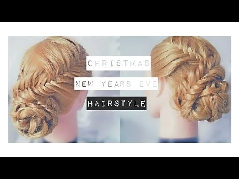 Christmas / New Year's Eve Hairstyle - La creme