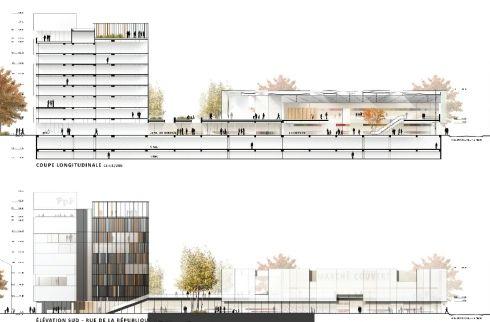 Architecture : le cabinet Ameller Dubois retenu pour les nouvelles halles de Pau - LaRepubliquedesPyrenees.fr