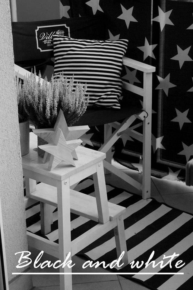 Summer time/ Black& White/ Star