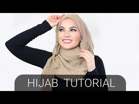 Hijab Tutorial With Rings | Hijab Fashion Inspiration