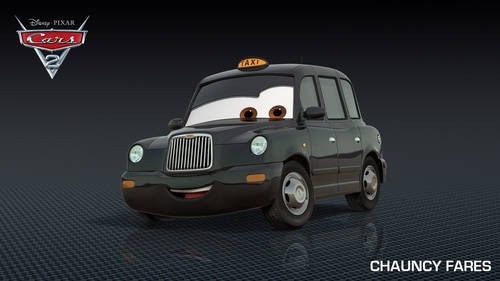 Cars 2 characters characters in disney pixar cars 2 chauncy fares