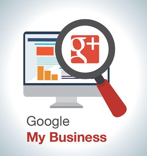 Google My Business service