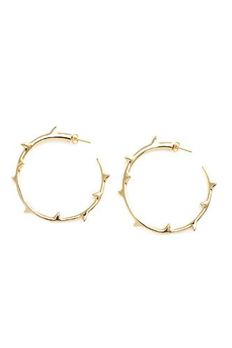 Giles Deacon For QVC Jewellery Collection, I wish these were full hoops