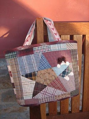 Simply Patchwork: cute block