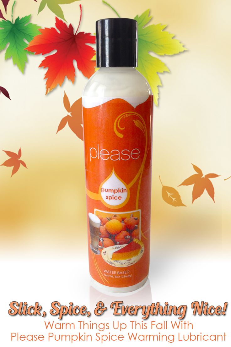looking to spice things up in the bedroom try our new pumpkin spice
