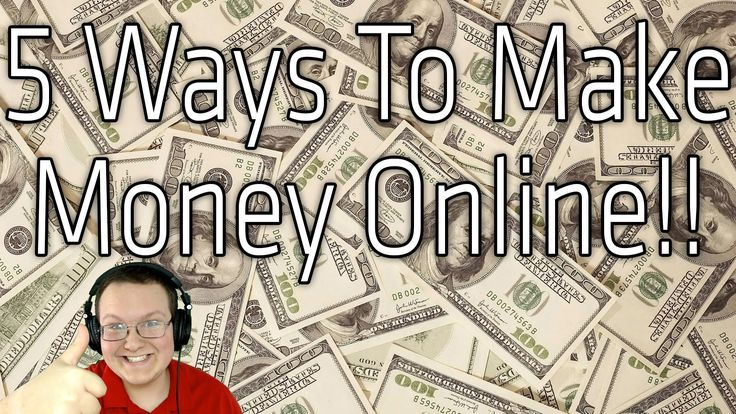 how to make some money online