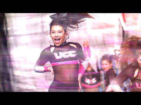 ULTIMATE CANADIAN CHEER - PANTHERS 2015-16