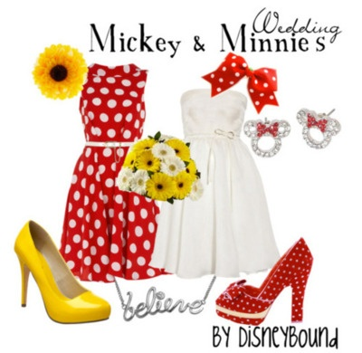 .: Inspiration Outfits, Disney Outfits, Polka Dots, Wedding Disney, Red Shoes, Minnie Mouse, Disney Inspiration, Disneybound, Disney Bound