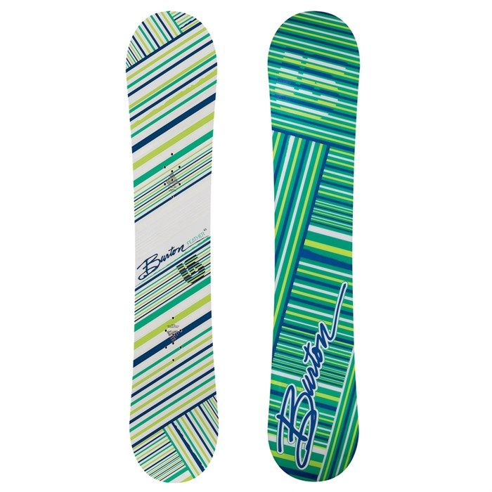 Burton - Feather Snowboard - Women's 2008- My board she's a beauty, got it used in great shape