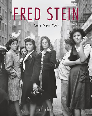 Fred Stein (1909-1967) was a master of street photography. An early pioneer of the hand-held camera, he captured poignant moments in the street life of two of the world's great cities: Paris and New York, where he lived after fleeing from Nazi Germany. This same immediacy infuses his portraits of the great personalities of the era, among them Albert Einstein, Georgia O'Keeffe, and Marc Chagall. Stein's images are a vital document of the twentieth century and an important part of photo…