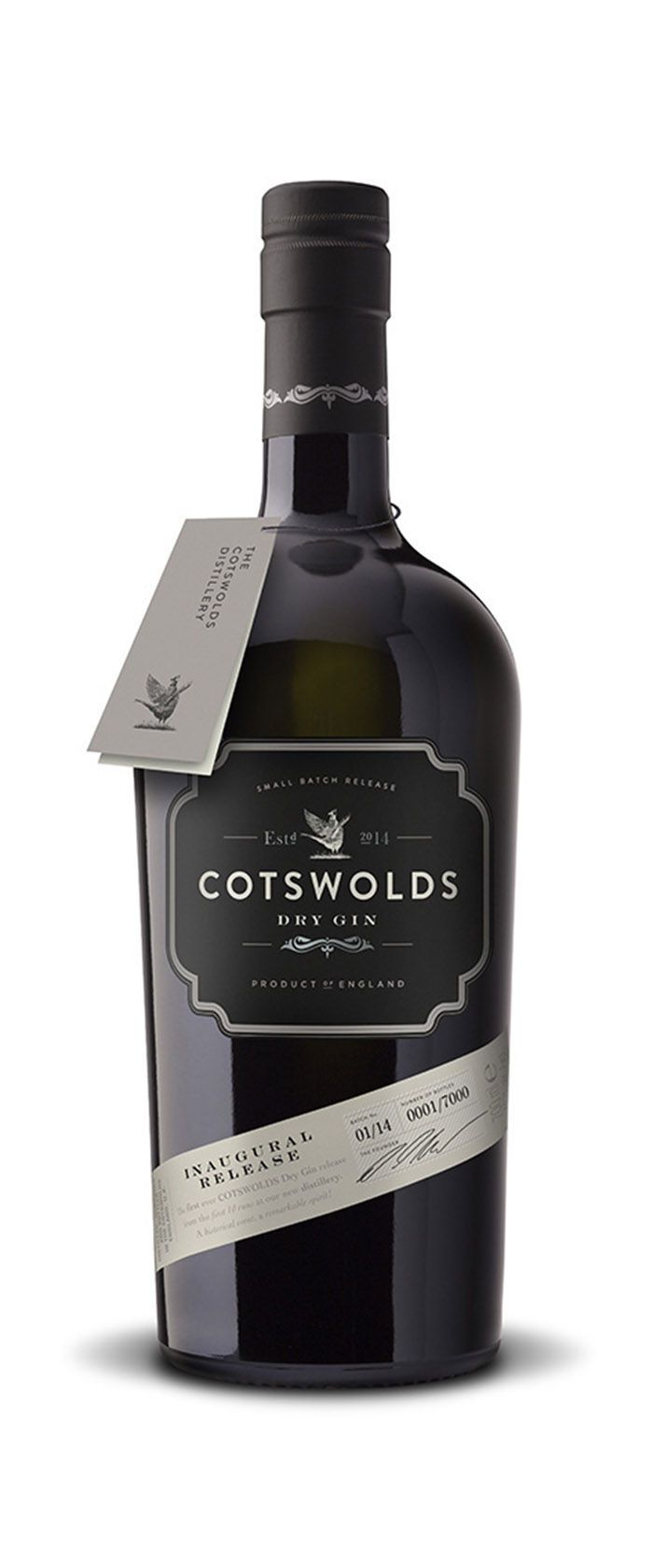 Cotswolds Dry Gin #cotswolds #cotswoldfamilyholidays
