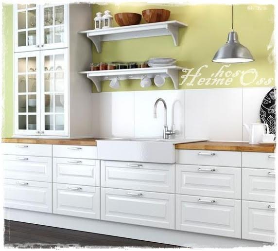Ikea Liding? Hvitsten - interior design ideas Pinterest
