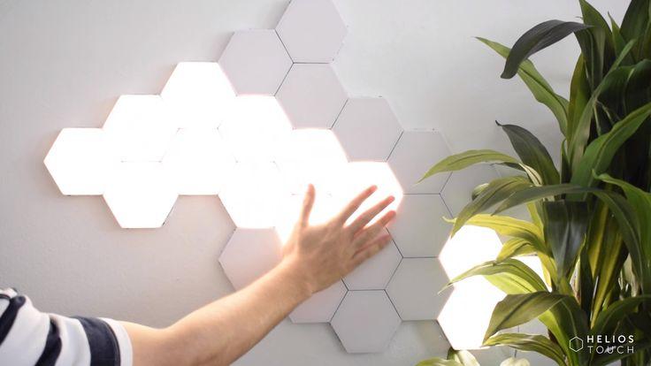 Helios Touch, die Lampe mit dem Touch – PiTa