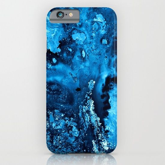 Buy Cool Ice iPhone & iPod Case by Jazzyinked at Society6