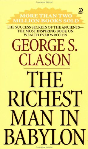 This book could be the curriculum for high school econ.  Great lessons that were written almost a century ago.