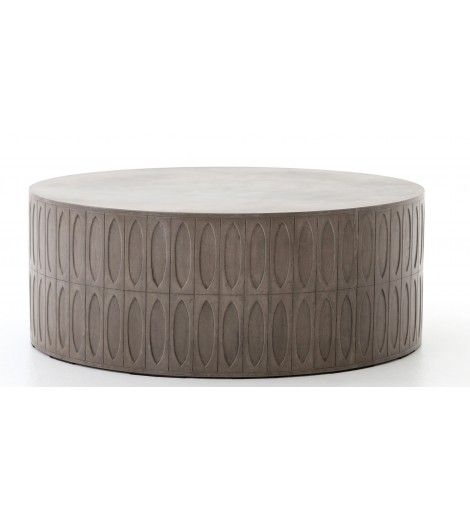 Mal Indoor Outdoor Coffee Table Stone Side Console Tables Living Room Furniture