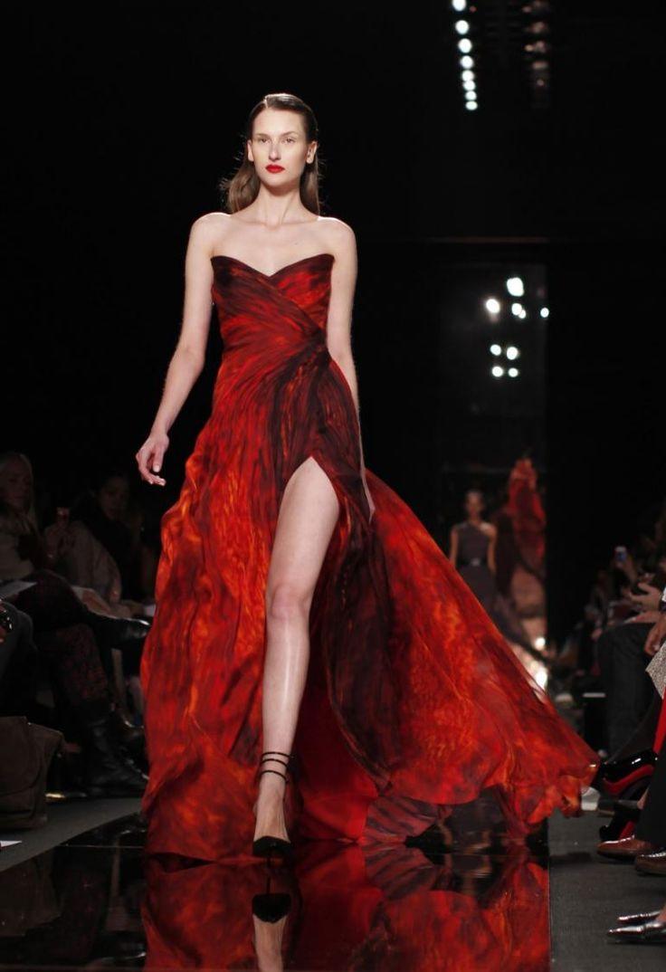 Karen night dresses fashion show