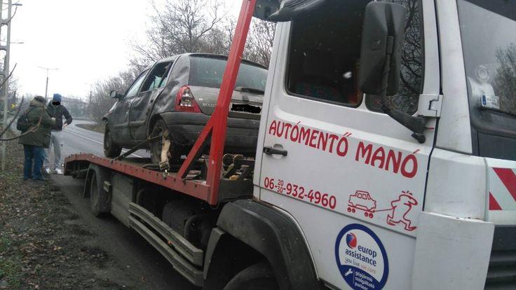 Amennyiben diszpécserünk visszaigazolja a kiérkezést garantáljuk, hogy 45 percen belül megérkezünk, és megkezdjük az autómentést! http://automentomano.hu/