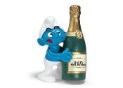 Schleich Bottle Smurf
