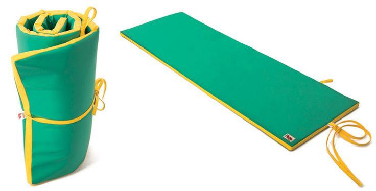 Tapiz de gimnasia individual - Salas de terapia, gimnasios, centros de atención temprana….diferentes espacios para un uso común: ejercicios individuales en suelo con la máxima comodidad. Enrollable y con cinchas de agarre, muy liviano. Medidas: 170 x 55 x 3 cm de grosor. Funda en PVC lavable y resistente a roces.