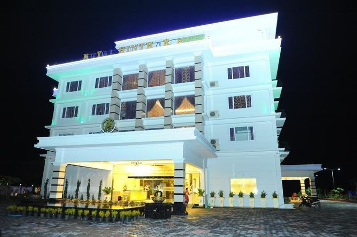 Mawlamyine Royal Hinthar Hotel Myanmar, Asia Ideally located in the prime touristic area of Mawlamyine, Royal Hinthar Hotel promises a relaxing and wonderful visit. Both business travelers and tourists can enjoy the hotel's facilities and services. Free Wi-Fi in all rooms, gift/souvenir shop, photocopying, printer, taxi service are there for guest's enjoyment. Designed for comfort, selected guestrooms offer closet, complimentary tea, towels, carpeting, clothes rack to ensure a...