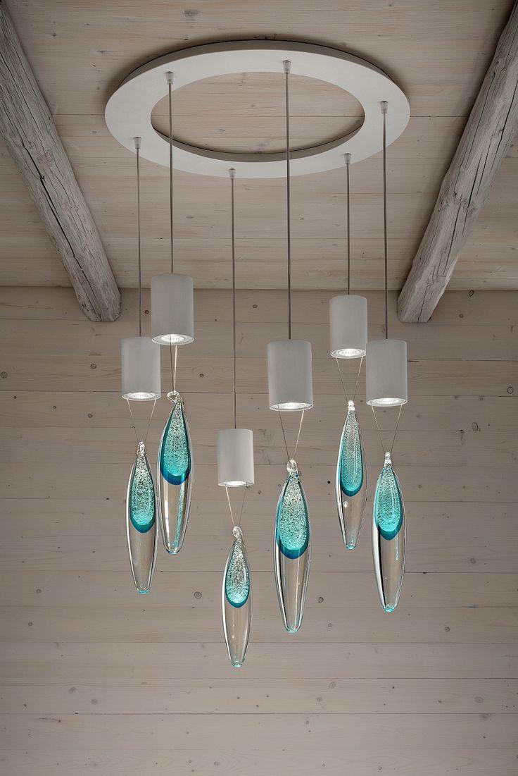 Lampa Anima, marki Masiero/ lamp