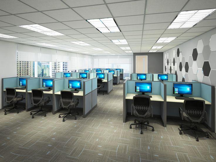 Office - Staff - Staff leasing - Serviced office - BGC - Makati - Ortigas - Philippines
